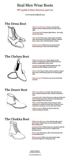 Rethinking the boot.