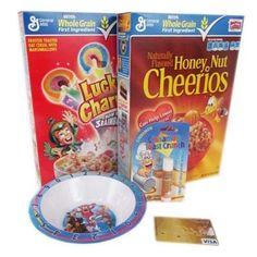 Breakfast at Home Makes Cents #Giveaway #MyBlogSpark General Mills, Visa Gift Card,