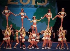 The Cheerleading Worlds 2013