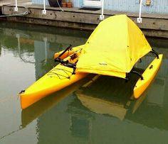 #kayakpicenum pagaiare e riposare....