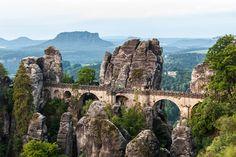 Basteibrücke | Reisefotografie Kassel Natur http://www.ks-fotografie.net/