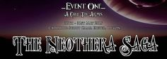 Name: The Neothera Saga Email: staff@neotherasaga.com Website: Event Description: THE NEOTHERA SAGA: EVENT ONE 'A Call to Arms' Saturday 30th May 2015 Site Opens: 9:00am Check-in by: 10:30am Time I...