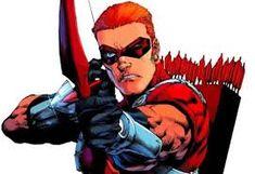 Red Arrow taking aim Red Arrow Dc, Green Arrow, Arsenal Dc, Amazon Island, Arrow Roy Harper, Arrow Oliver, Team Arrow, Marvel Characters, Fictional Characters