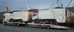 M Bakkers Bladel Gespecialiseerd in het vervoeren van aanhangwagens, landbouwvoertuigen, auto's, caravans en (zee)kisten.