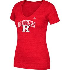 18 Months Red NCAA Rutgers Scarlet Knights Infant Primary Logo Short Sleeve Tee