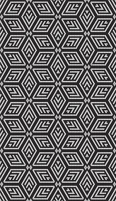 """Tesselated Theories"" Digital Art, Iam Weare   /   Beh"