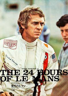 Las veinticuatro horas de Le Mans - Le Mans (1971) | Una de las carreras más emblemáticas en el mundo de la velocidad...