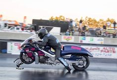 We're ready to blast into the weekend like Rudy on his Pro Street!  #friday #weekend #prostreet #carbon #turbo #boost #carbonfiber #motorcycles #bikelife #racing #motorsports # dragracing