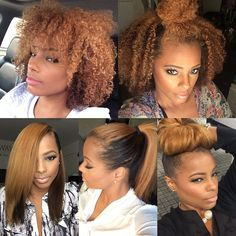 natural hairstyles for cute black women. http://www.shorthaircutsforblackwomen.com/natural_hair-products/