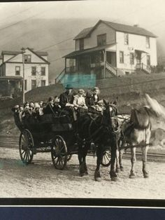 First McDowell County School Bus in WV
