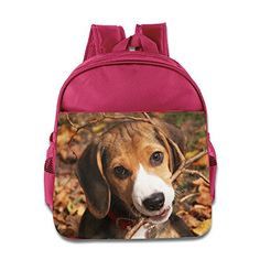 MYKKI Cute Beagle Puppy Children Cool Lunch Bag Pink *** Details can be found by clicking on the image.