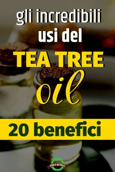 Home Health, Green Life, Tea Tree Oil, Need To Know, The Cure, Essential Oils, Medicine, Remedies, Stress
