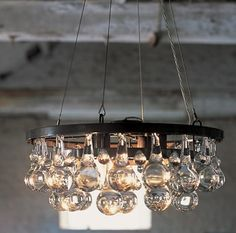 Style : Industrial Glam Decor ~ Home Improvement Episodes Ochre Lighting, Industrial Lighting, Home Lighting, Lighting Design, Industrial Chandelier, Modern Chandelier, Lighting Ideas, Industrial Chic, Dining Lighting