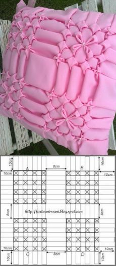 ==> Link in description to get your wires! Smocking Tutorial, Smocking Patterns, Dress Sewing Patterns, Sewing Hacks, Sewing Tutorials, Sewing Crafts, Sewing Projects, Hand Embroidery Stitches, Ribbon Embroidery