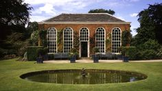 Dunham Massey Hall - orangery