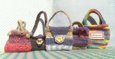 Handbag charm cuties