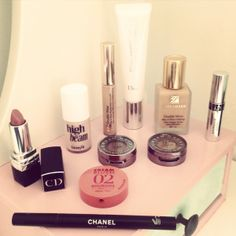 Beauty Product Review - Featuring; Dior, Estee Lauder, Benefit, Bourjois, Urban Decay and Chanel.  Via - ourfairytaleadventure.com
