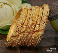 Bracelets Design, Gold Bangles Design, Gold Earrings Designs, Gold Jewellery Design, Gold Bangles For Women, Necklace Designs, Gold Wedding Jewelry, Gold Jewelry Simple, Bijoux En Or Simple