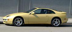 1991 Nissan 300ZX 2 Dr Turbo Hatchback  The most funnest car I ever owned.