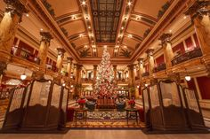 Join us at The Jefferson for another joyful holiday season filled with festivities and fun!
