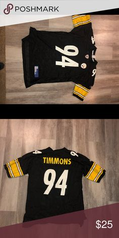 9be682bf2a2 Lawrence Timmons Steelers Jersey Lawrence Timmons Steelers Jersey Shirts  Tees - Short Sleeve