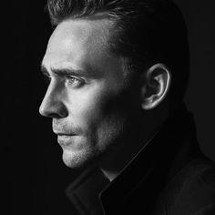 Happy Sunday! Enjoy this pic of Tom Hiddleston. In the studio for High Rise. #tomhiddleston #lokilaufeyson #highrise #jgballard #tiff2015 #tiff #portrait
