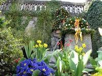 Easter Fountain Tour Gößweinsteiner Osterbrunnen, Weihnachten, Behringersmühle, Familienbad, Höhenschwimmbad, Reiten in der Fränkischen Schweiz, Bogenschießen, K...
