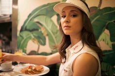This is Awesome ! Rachel Antonoff, Troian Bellisario, Pretty Little Liars, Panama Hat, Hats, Collection, Pll, Netflix, Awesome