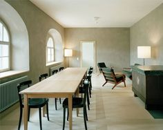 Miller & Maranta, Ruedi Walti · Renovation and Extention Old Hospice St.Gotthard