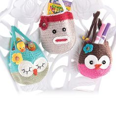Up to 62% off One of a kind Crocheted Wrist Purse!    Your little girl can take a walk on the wild side when carrying one of these distinctive, crocheted wrist purses. The fresh, bright colors and charming animal faces make this special accessory one that simply can't be missed.    Click on the link below to start savings on deals for your entire flock https://heyduckee.com