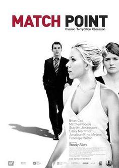 Match Point mit Scarlett Johansson und Jonathan Rhys-Meyers