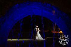 Mágicas luces en los nocturnos de Torrente...