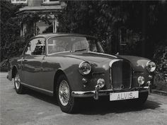 Elegant styling, roomy inside and out, the definitive Alvis Coventry, Douglas Bader, Automobile, Classic Cars British, Fighter Pilot, Car Engine, Rear Window, Pickup Trucks, Old Cars