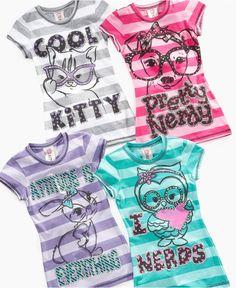 Kids Girls Tops, Shirts For Girls, Kids Shirts, Girls Pajamas, Eminem, Kids And Parenting, Shirt Designs, Graphic Tees, Baby Wearing