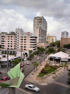 Condado, Puerto Rico || reality.