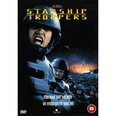 Buy Starship Troopers (Used DVD)   5ivestarsEntertainment.com