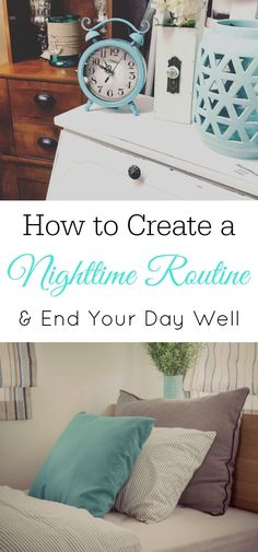 A morning routine allows you to get the right things done throughout the day, without having to put too much thought into it. Best Nighttime Routine to help you wind down, get relaxed, and prepared for restful sleep. Morning Beauty Routine, Everyday Beauty Routine, Night Time Routine, Evening Routine, Beauty Routines, Morning Routines, Work Life Balance, Retro Housewife, You Wake Up