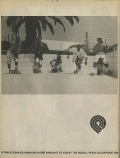 """Powell Peralta - Bones Brigade at the Pink Motel from """"The Search for Animal Chin"""" (1987)"""