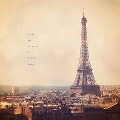 Paris Art Print, Eiffel Tower, Eiffel Tower Photo, Paris Print, Paris... (€24) ❤ liked on Polyvore featuring home, home decor, wall art, paris france home decor, eiffel tower home decor, paris wall art, photo wall art and paris home decor