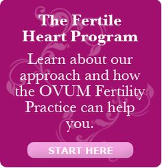 Image of Invitation to Get Started Learning the Fertile Heart Program
