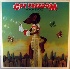 Cry Freedom - Nobody's Fool - Music & Arts. De (Fürth mit Rudi Madsius)