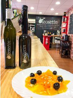 Hoy es sabadooo!!!  Disfruta de una ensalada de naranjas con Oleosetin Aceite de Oliva Virgen Extra - Extremadura - un plato delicioso y muy sano, cuídate con aove...