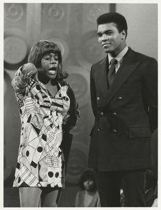 Muhammad Ali and Flip Wilson. Muhammad Ali Fights, Muhammad Ali Quotes, Flip Wilson, Photo Star, Float Like A Butterfly, Hometown Heroes, Vintage Black Glamour, Black Actors, Sports Figures