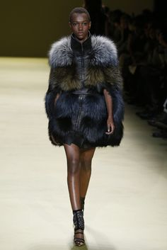 J. Mendel RTW Fall 2014 [Photo by George Chinsee]