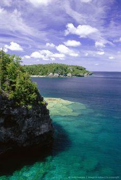 Cyprus Lake, Bruce Peninsula National Park, Ontario