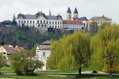 Veszprém Places Around The World, Around The Worlds, Heart Of Europe, Kirchen, Travel Europe, Slovenia, Czech Republic, Homeland, Croatia