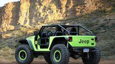 Внедорожник Jeep Trailcat / Джип Трэйлкет