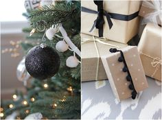 CHRISTMAS is not only about red & green colour ,we can even add different colours to add something new to our decorations.BLACK & WHITE colour always a class apart .THE decor really look stylish & we can send a great style statement . WE can make wreaths , different ornaments,candles etc of black & whiteRead more