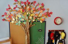 Paper Autumn Tree