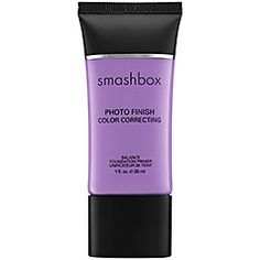 Color correcting primer! I really want to try this. Smashbox - Photo Finish Color Correcting Foundation Primer  #sephora